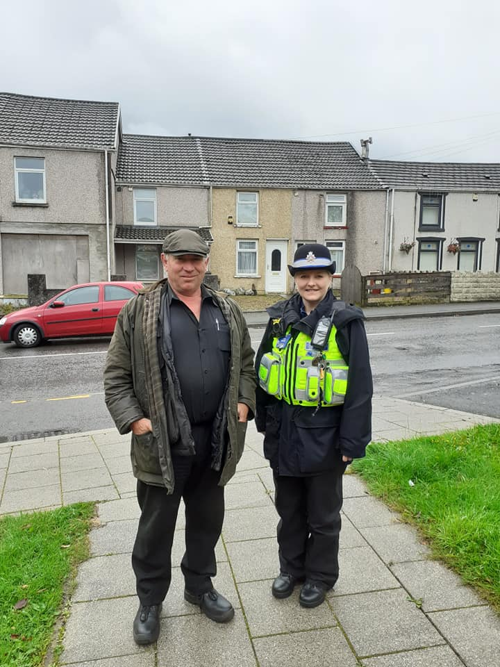 pcso with resident