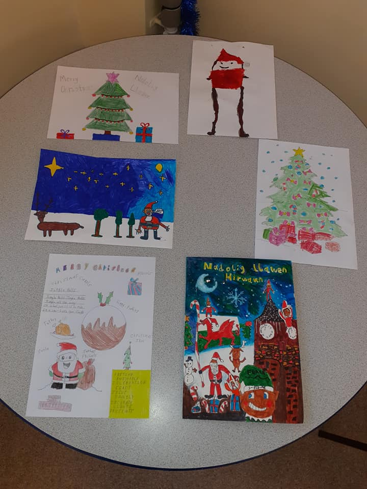 Christmas Painting Competition