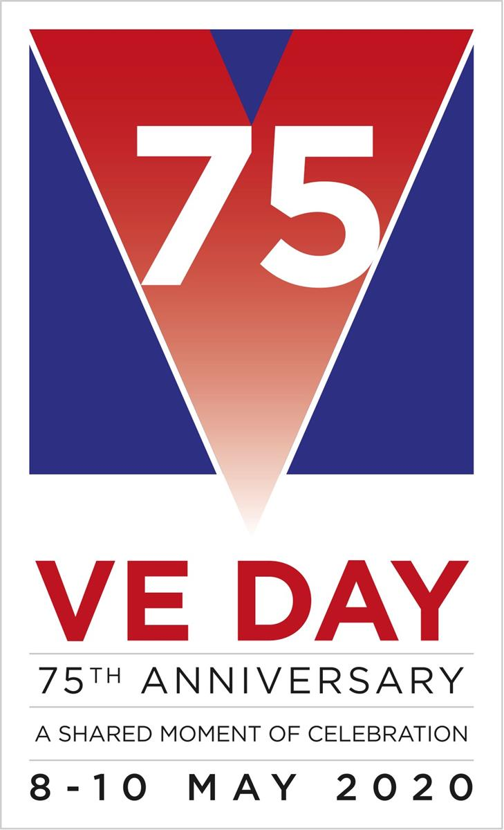 VE Day 75th Anniversary Poster